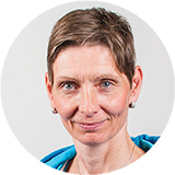 Fysioterapeutti Anne Karppi-Sjöblom