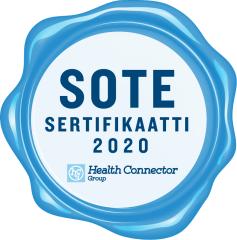 Sote-sertifikaatti 2020